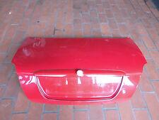 MG ZT  Rover 75 Heckklappe Kofferraumdeckel Heckdeckel in Rot CMU