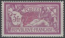 "FRANCE STAMP TIMBRE N° 240 "" MERSON 3F LILAS ET CARMIN "" NEUF xx SUP  K242"