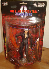 King of Fighters 2000  K`  Action Figure Blue Box Toys