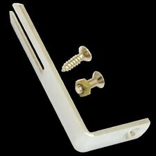 Hosco Chrome Pickguard Bracket Les Paul Open Design