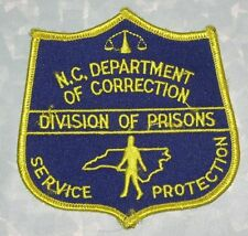 Image result for nc prison guard patch