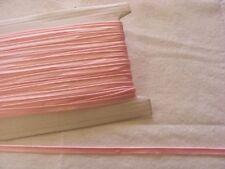 Piping Pink Satin  -  10 metres