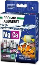 JBL Magnesium Calcium Salt Water Test Kit Mg Ca for Marine Tanks Corals