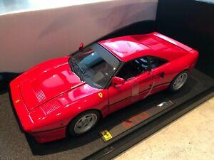 Ferrari 288 GTO Hot Wheels Elite 1/18