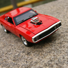 DODGE CHARGER 1970 Alloy Diecast 1:32 MUSCLE Model Cars THE FAST&FURIOUS Red Toy
