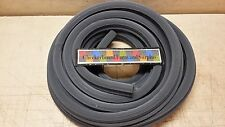 """NOS Rubber Weather Strip Seal Triangular 240"""" A02SS804-1 S14281-1 9390008918749"""