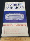 1962 AMC Rambler American - Original Owners Manual