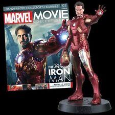 Resin Iron Man Figurine Comic Book Heroes Action Figures