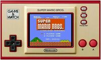 Pre-order Super Mario Bros Game & Watch Nintendo 35th Anniversary Game and Watch