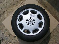 "Mercedes Alloy Wheel (114) 1244011402 Rim 16"" - 8J ET34 | R129 SL W124"