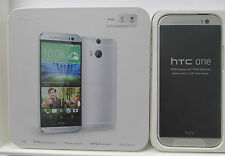 HTC  One M8 - 16GB - Glacial Silver (T-Mobile) Smartphone