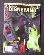 2007 Tomart's DISNEYANA Update Magazine NM #65 Gentle Giant