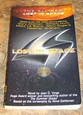 Lost in Space by Joan D. Vinge, 1st Paperback Printing 1998, Science Fiction Pb