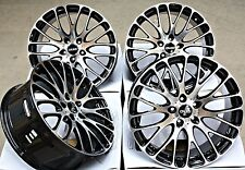 "18"" CRUIZE 170 BP ALLOY WHEELS FIT FORD FOCUS MK2 MK3 INC ST"