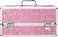 Large Lockable Vibrator Case - Pleasure Chest - Pink