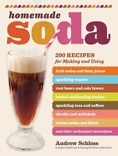 Homemade Soda: 200 Recipes for Making & Using Fruit Sodas & Fizzy Juices, Sparkl