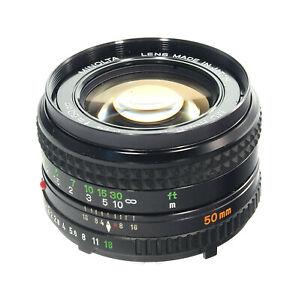 Minolta Objektiv MD Rokkor 1:1,4 f=50mm   Lens MD Rokkor 1:1,4 f=50mm - 36597