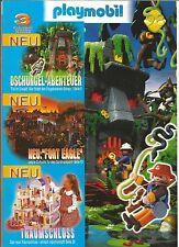 Playmobil catálogo 1998/catálogo principal