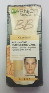 Garnier Skin Active Classic All-in-One BB Cream Light 50ML A0217