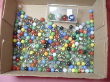 VINTAGE MARBLES SHOOTERS Colors Swirls