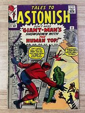 Tales to Astonish #51 (Marvel Comics) Giant-Man appearance
