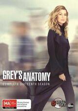 Grey's Anatomy Season 16 BRAND NEW Region 4 DVD