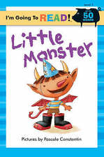 I'm Going to Read (Level 1): Little Monster (I'm Going to Read Series)-ExLibrary