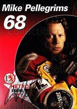 2003-04 German DEG Metro Stars Postcards #16 Mike Pellegrims