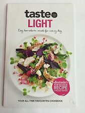 Taste A5 mini cookbook - Light