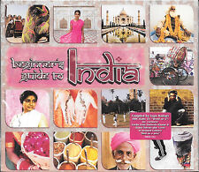 BEGINNER'S GUIDE TO INDIA  - NEW 3CDs SET - VARIOUS ARTIST - FREE UK POST