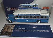 Iconic Replicas 1/50 Greyhound Lines BK Parlor Coach 1931
