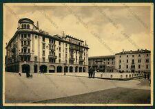 Udine Città Piazza XX Settembre PIEGHINE FG cartolina VK2567