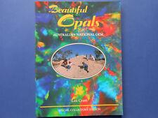 BEAUTIFUL OPALS - AUSTRALIA'S NATIONAL GEM - LEN CRAM 1st Edit **SIGNED LIKE NEW