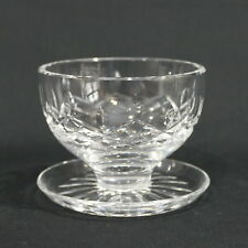 "Vintage Waterford Lismore 3"" Footed Candy Dish Bowl"