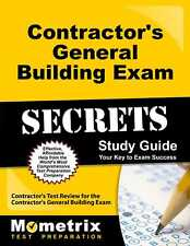 Contractor's General Building Exam Secrets Study Guide