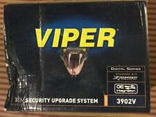 Viper 3902V Canbus OEM Security Upgrade  Factory Keyless Entry Car Alarm