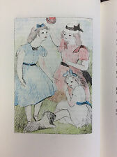 THE GARDEN PARTY By Katherine Mansfield - 1947 - MARIE LAURENCIN LITHOS - 1/1200
