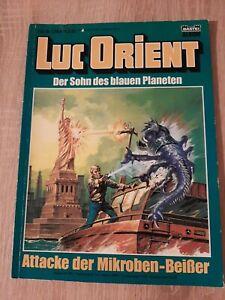 Luc Orient Der Sohn Des Blauen Planeten Comic Vintage Retro Original 80er Jahre