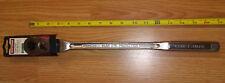 "New CRAFTSMAN - USA 1/2"" dr. FLEX HEAD RATCHET  17"" Long Handle wrench VVZ 44816"
