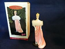 Barbie Ornament Enchanted Evening Hallmark 1996 Collector'S Series
