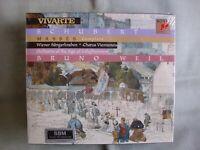 Schubert- Complete Masses/ Messen- Bruno Weil- SONY 1996- 4-CD-Box- OVP