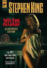 NEW - Joyland (Illustrated Edition) by King, Stephen
