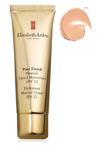 Elizabeth Arden Pure Finish Mineral Tinted Moisturizer SPF 15 PA++ Light 02