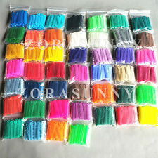 10 Packs Ligature Ties 46 Colors For Chose Dental Orthodontics Elastic Bands