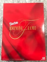 1991 Mattel Evening Flame Barbie Limited Edition (Mint, Sealed in Box, Unopened)