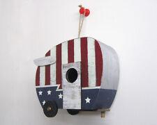 Americana Camper Birdhouse