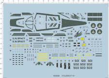 1/72 Decals Macross ZERO F-14 (64368B)