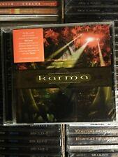 MARS LASAR / Karma  CD Brand New Sealed  2001