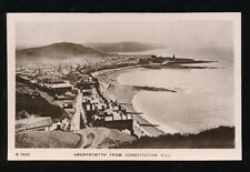 Wales Cardiganshire ABERYSTWYTH Constitution Hill pre1919 RP PPC by Kingsway