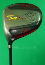 LH Cleveland HiBore XLS 10.5° Driver Factory Fujikura Fit-On M Graphite Stiff